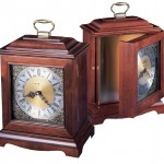 Cherry Continuum Clock Urn