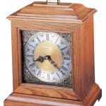 Oak Continuum Clock Urn